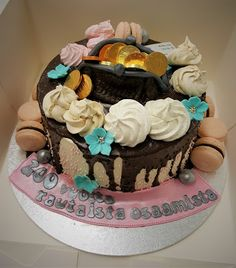 Purppurahelmi: 200v juhlat Kermit, Desserts, Food, Tailgate Desserts, Deserts, Essen, Postres, Meals, Dessert