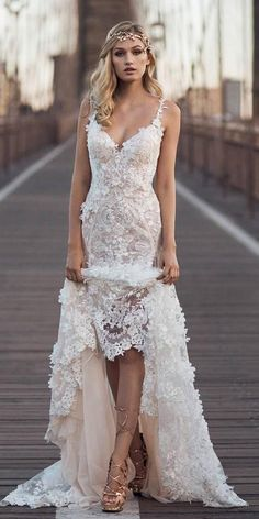 90fce11a664b 24 Romantic Bridal Gowns Perfect For Any Love Story