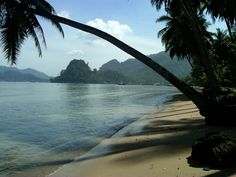 nirwana beach, west sumatra www.isbeautifulworld.blogspot.com