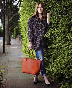 Louis Vuitton's Epi Neverfull collection tours London with Angela Scanlon - Telegraph