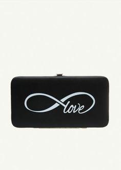 Infinite Love Hinged Wallet | Wallets & Wristlets | rue21