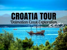Travel Croatia Tours: they don't get much better than this. Be treated to a private tour of Dalmatian Coast in a way you've never seen it before.