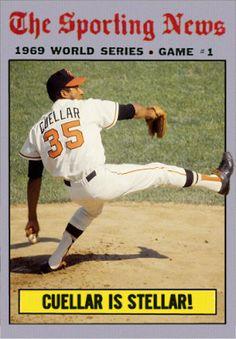 1969 World Series (Game Baltimore Orioles Baseball, Mets Baseball, Baseball Star, Baseball Players, Old Baseball Cards, Baseball Photos, Football Cards, Mlb Uniforms, Caricatures