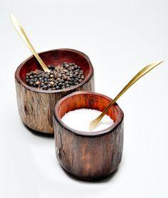 Log Slice Bowls for S & P