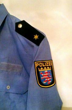 Polizei Uniform Hessen,Polizei Diensthemd Hessen