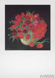 Heide Dahl - Tulpen