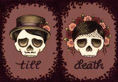 los muertes son casada