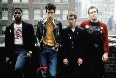 "lastfamous: "" Dead Kennedys. NYC, 1983. """
