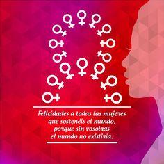 Hoy conmemoramos la lucha de la mujer por su participación, en pie de igualdad con el hombre, en la sociedad y en su desarrollo íntegro como persona, por eso Promest Group les desea a cada una de las mujeres en el mundo un #felizdíadelamujer. #8demarzo #mujer #belleza #sabiduría #lealtad #amor #generosidad #paciencia #madre #hija #esposa #tia #hermana #abuela
