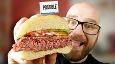 DIY Impossible Burger Copycat recipe at Home! Lets make it from Scratch! Burger Recipes, Copycat Recipes, Sauce Recipes, Vegan Recipes, Vegan Food, Meatless Recipes, Vegetarian Meals, Beyond Meat Burger, Meals