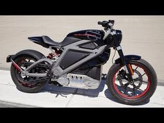 Harley-Davidson electric motorcycle: LiveWire Harley-Davidson has taken the wraps off a top-secret electric motorcycle prototype -- a rocket ship they call the LiveWire. Charles Flemming, of the Los Angeles Times got a sneak peek, and a test ride.