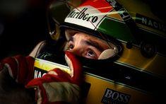 ... Ayrton Senna