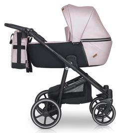 Buggy Travel system with car seat OPTIMA Eco line Used Strollers, Baby Strollers, Cheap Prams, Best Prams, Baby Essential List, Baby Transport, Prams And Pushchairs, Large Diaper Bags, Car Seat Accessories