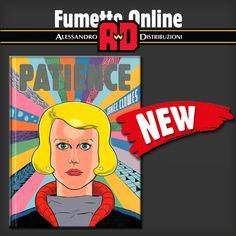 ! NOVITA' !  Patience è la nuova graphic novel di Daniel Clowes, un nome che nel fumetto viene posto in cima all'Olimpo insieme a Joe Sacco, Arthur Spiegelman e Chris Ware.  È la sua prima opera originale, mai apparsa prima in nessun'altra forma, dopo Wilson, del 2010. Link all'acquisto: http://www.fumetto-online.it/…/bao-publishing-patience-c765… Seguici anche su Instagram: https://www.instagram.com/fumetto_online/