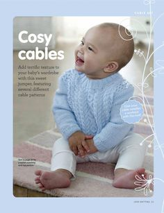 Love Knitting for Baby September 2016 - 轻描淡写 - 轻描淡写