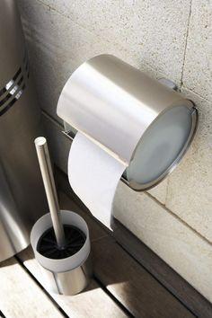 Wieszak na papier toaletowy TARRO - Blomus - DECO Salon #hanger #bathroom #bathroomaccessories