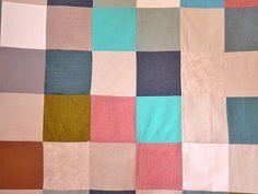 fichu chiffon picnic blanket: square head vintage pastels  www.lacabaneatelier.com