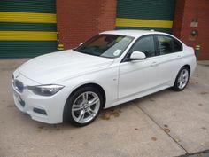 The BMW 320 M Sport