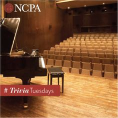 Did you know The Little Theatre, inaugurated in 1975, can seat up to 114 people and is quintessential for emerging musicians, dancers, and poets? #TriviaTuesdays