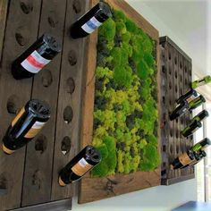 Mos Maatwerk Wine Rack, House, Furniture, Home Decor, Decoration Home, Home, Room Decor, Home Furnishings, Wine Racks