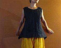 eco linen custom clothing