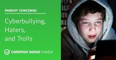 Learn about cyberbullying and online abuse. We answer all your tough cyberbullying questions and offer advice and resources for navigating online harassment. Parenting Humor, Parenting Hacks, What Is Cyberbullying, Cyber Safety, Common Sense Media, What Is Digital, Youtube Comments, Internet Safety, Parental Control
