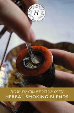 How To Craft Your Own Herbal Smoking Blends