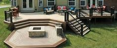 Small Deck Ideas - deck with best quality will make your home more beautiful.