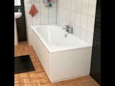 A guide to choosing straight baths for your washroom Bathroom Suites Uk, Cloakroom Suites, Royal Bathroom, Toilet Suites, Bifold Shower Door, Shower Doors, Straight Baths, Quadrant Shower Enclosures, Shower Trays