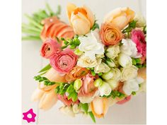 La temporada de primavera - verano se caracteriza por estar formada por colores cálidos, alegres y románticos.