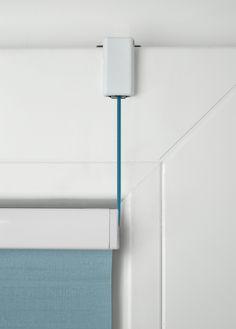 Für die clevere Plissee Montage - der neue sensuna® Clip zur Plissee Befestigung ohne Bohren || the new sensuna® clip for your pleated blinds