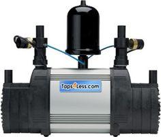 techflow > twin flow centrifugal pump (negative & positive head. 3.3 bar). - taps4less.com