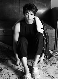 Gong Yoo For High Cut December 2013 | Couch Kimchi