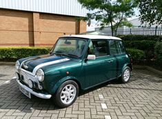 eBay: Classic Rover Mini Cooper 1.3i 1999 V reg, 30k, 2 Lady owners from new #classicmini #mini