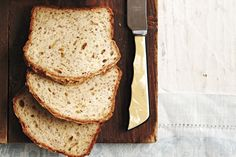 Cheese and Herb Gluten-Free Sandwich Bread