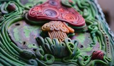 Шкатулка с картинками в каталоге Для дома на Uniqhand - полимерная глина, цветок, шкатулка, дерево