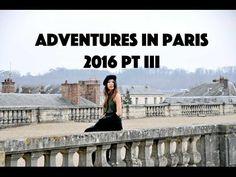 Vi-Log   Paris 2016 Pt. 3   Desserts, Supreme, & Versailles - YouTube