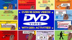 Grammar Songs DVD Learning Bundle