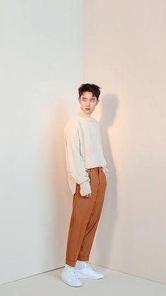 O - 180920 Marie Claire magazine, October 2018 issue Kyungsoo, Chanyeol, Kaisoo, Kpop Exo, Exo Album, Exo Lockscreen, Kim Minseok, Do Kyung Soo, Exo Members