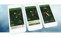 Geocaching Intro App | The Creative Portfolio of Nick Botner