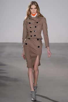 Altuzarra Fall 2013 Ready-to-Wear Collection Slideshow on Style.com