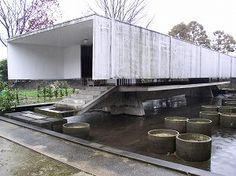 徳雲寺納骨堂-菊竹清訓 Toku'un-ji Temple Ossuary-Kiyonori Kikutake
