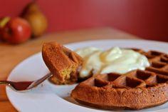 Gingerbread Waffles Recipe on Yummly. @yummly #recipe