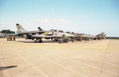 A good large lot of approx eighty-four original colour negatives. Taken at RAF Coltishall, this large lot of original negat. Military Jets, Military Aircraft, Post War Era, Air Planes, Royal Air Force, Jaguar, Fighter Jets, Aviation, Memories