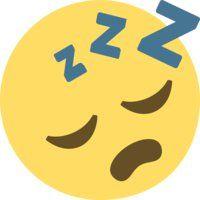 facesleeping #emoji