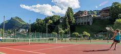 Alps Tennis - Luxury Summer Chalets | Alpine Activity Holidays