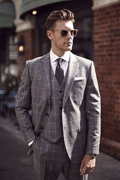 Patyrns   Premium Accessories for the Sartorial Gent. British Style Men ·  Three Piece Suit ... 0f3ffde51e