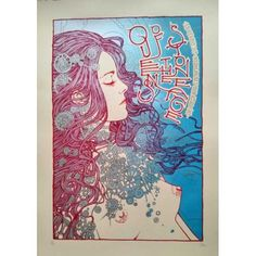 QUEENS OF THE STONE AGE - 2013- silkscreen by Malleus