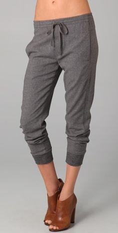 dressy sweat pants
