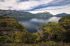El Bosque Andino Patagónico se impone durante todo el año.